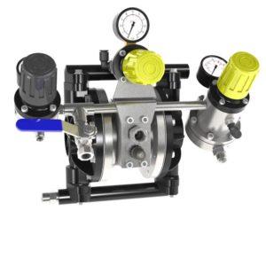 Membran pumpe